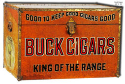 """Union Leader Tobacco Laser Cut Out Reproduction Cigar Sign 9.5/""""x16/"""""""