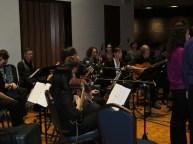 Balkanalia playing during REEEC Winter Reception