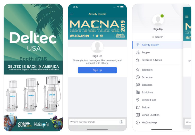 Join The Community In The MACNA 2019 App