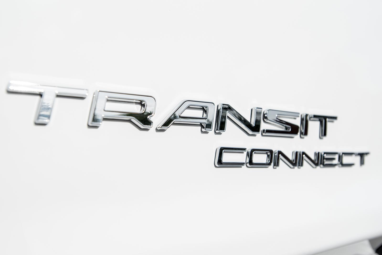 Ford Transit Van Connect