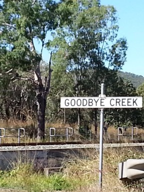Reefwalk 2013: Goodbye Creek at Abbot Point turnoff