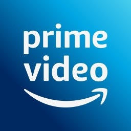 Image shows Prime Video logo