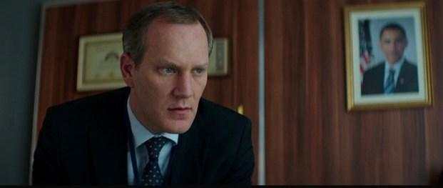 Brian Caspe as Ed Romley in Unlocked (2017)