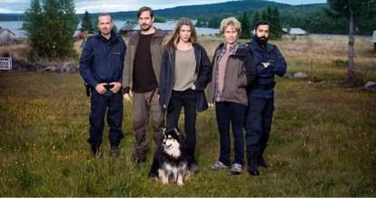 Rebecka Martinsson team photo