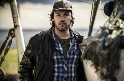 Made Riisom as Andres Kjeldsen in a scene from Darkness: Those Who Kill