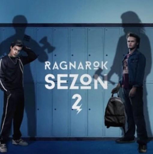 Norwegian language poster for Ragnarok Season 2