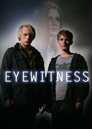 Theatrical poster for Eyewitness
