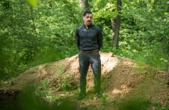 Bahador Foladi as Sam Shirazi in Box 21
