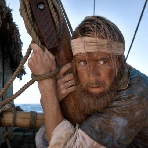 Pål Sverre Hagen as Thor Heyerdahl in Kon-Tiki