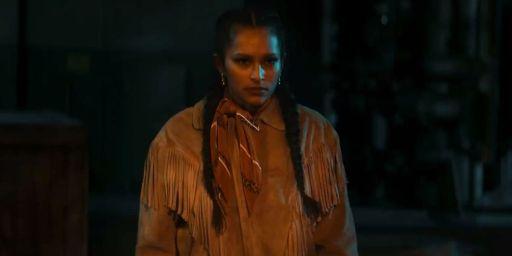 Danu Sunth as Iman in Ragnarok Season 2