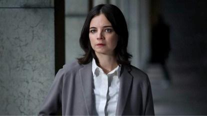 Louise Peterhof as Elin Hammar in Blue Eyes