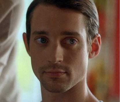 Adam Lundgren as Matthias Cedergren in Blue Eyes