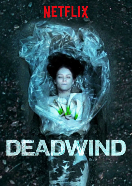 Theatrical poster for Deadwind S1 on Netflix