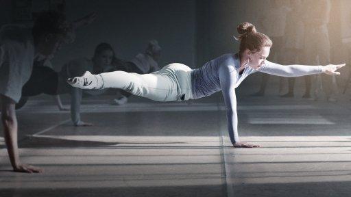 Lisa Teige as Amalie in a scene from Battle