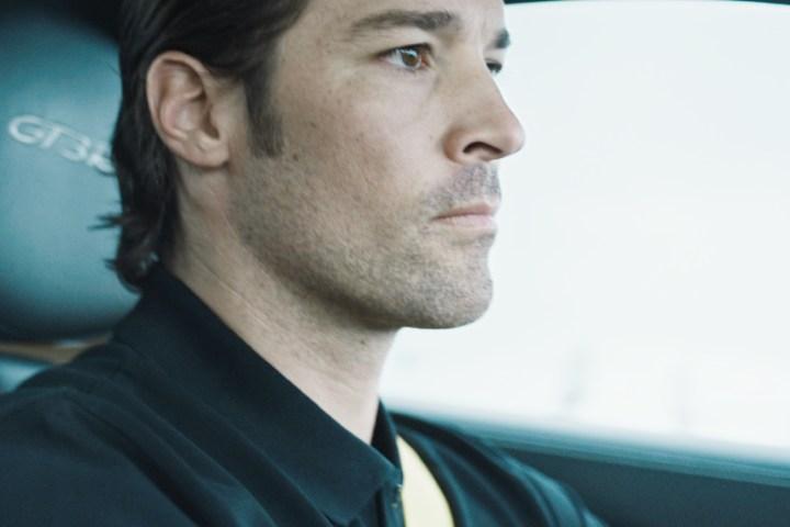 Porsche/C-K spot centers on baseball star C.J. Wilson