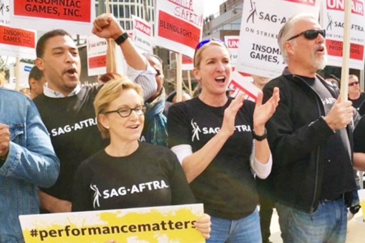 """Outrageous rollbacks"" reignite SAG-AFTRA strike threat"