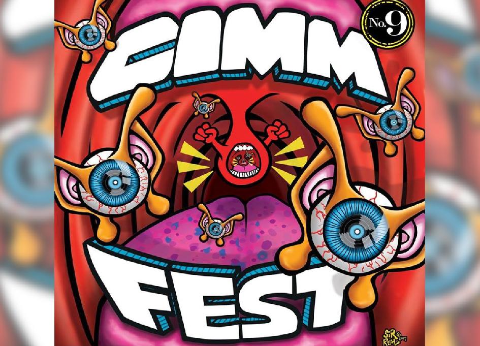 CIMMfest No. 9 starts tonight