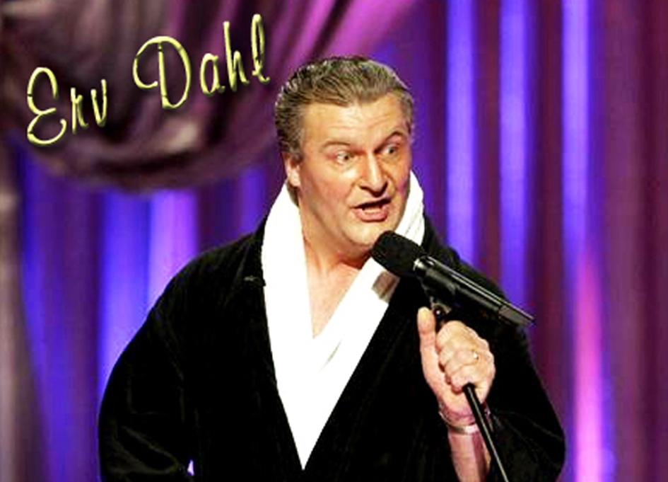 """Erv Dahl """"nails"""" Rodney Dangerfield in new Lampoon film"""