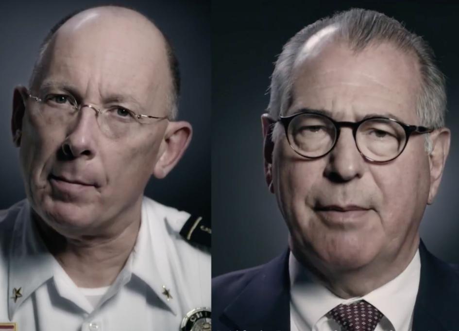 Powerful PSA campaign pushes legislators to pass new gun laws