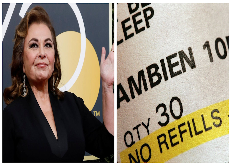 Makers of Ambien tell Roseanne, 'Oh no you didn't!'