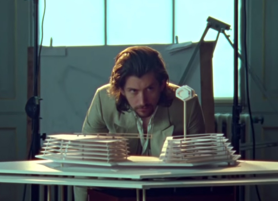 Durable Goods' Chappell warps reality for Arctic Monkeys music video 'Four Out Of Five'