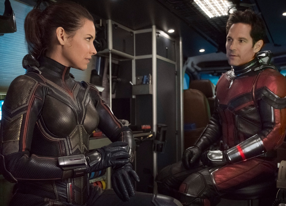 'Ant-Man and the Wasp' give Marvel 20 #1 consecutive debuts