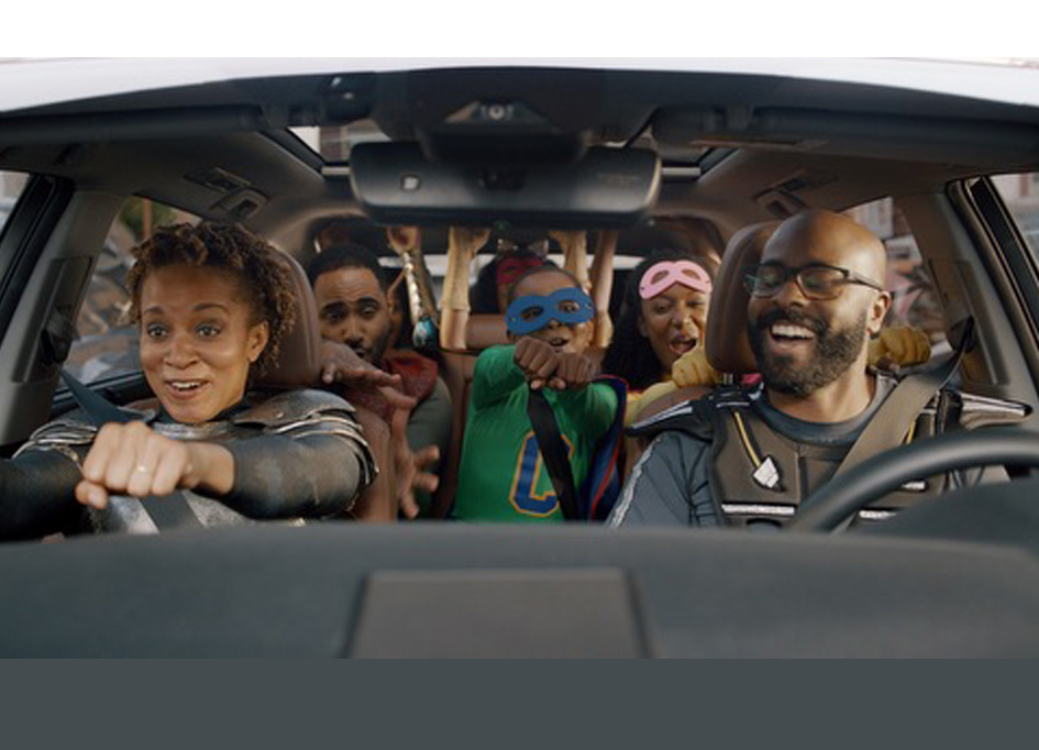 "Burrell teams up with The Colonie in campaign for ""Toyota Highlander"""