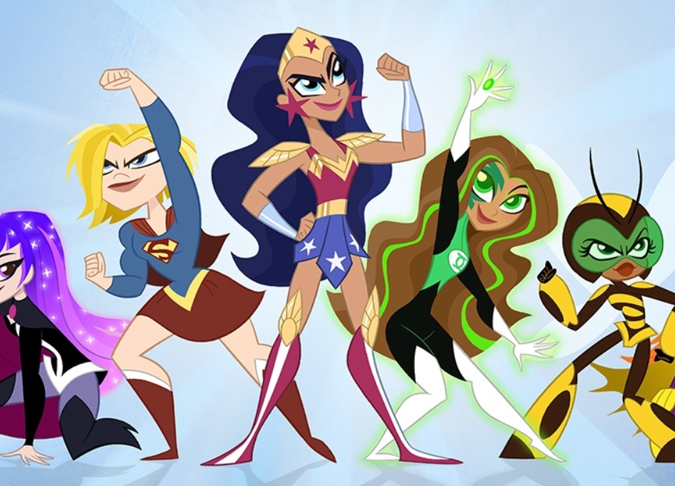 Girl Scouts team up with DC Super Heroes