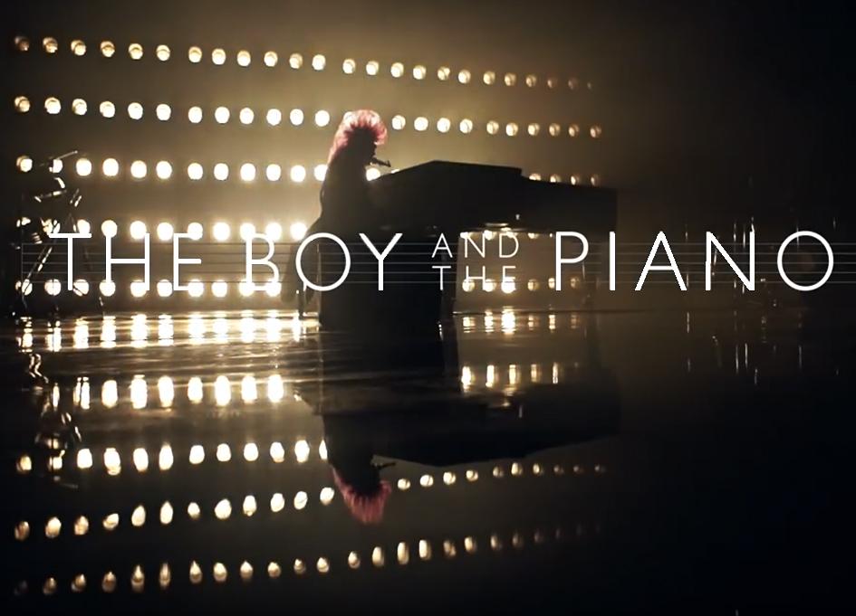 Ode to Elton John in new Christmas ad for John Lewis