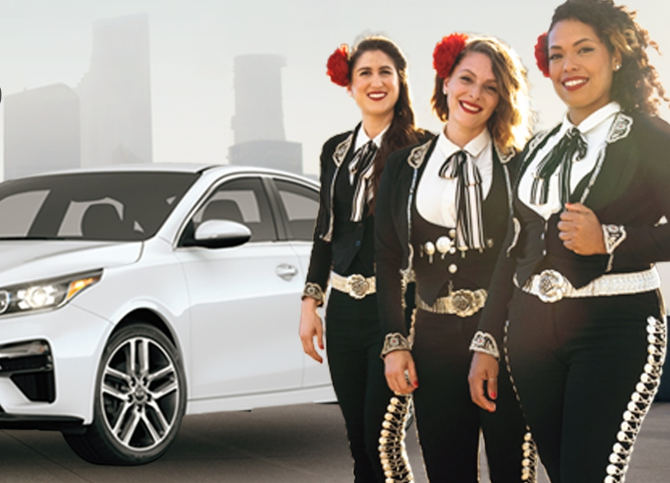 Kia sings the praises of driven Latina business owners