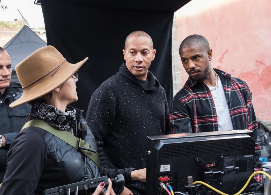 Michael B. Jordan tapped to direct Bacardi digital short