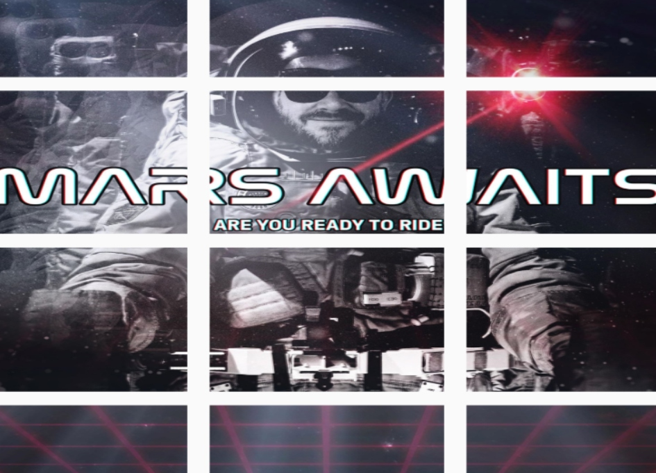 Agency buys 100 acres on Mars for client holiday card