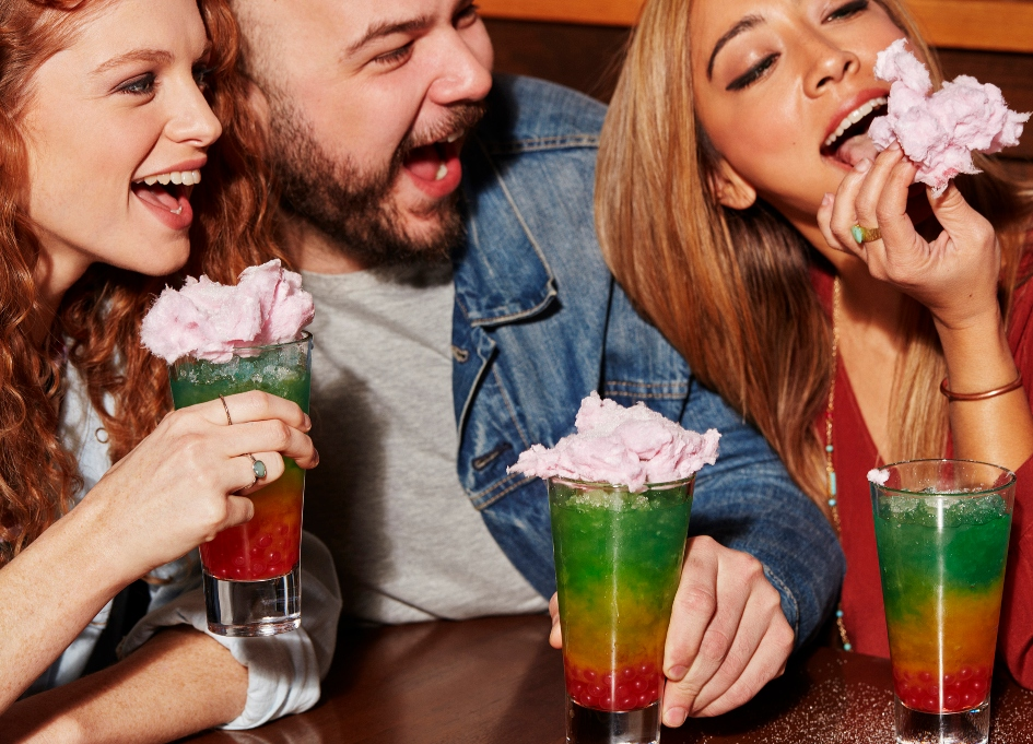 TGI Fridays new menu invites guests to forget resolutions