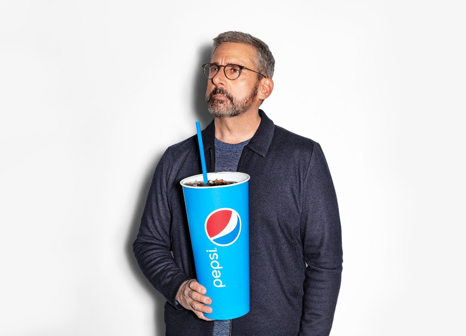 """Steve Carrell is better than """"Okaaay"""" in epic Pepsi spot"""