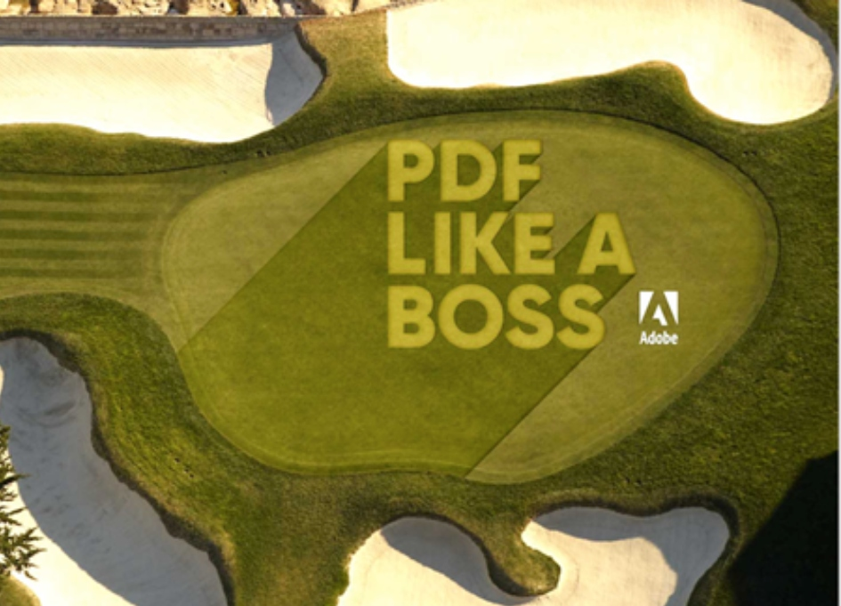 "72andSunny, Adobe wants you to PDF ""Like a boss"""
