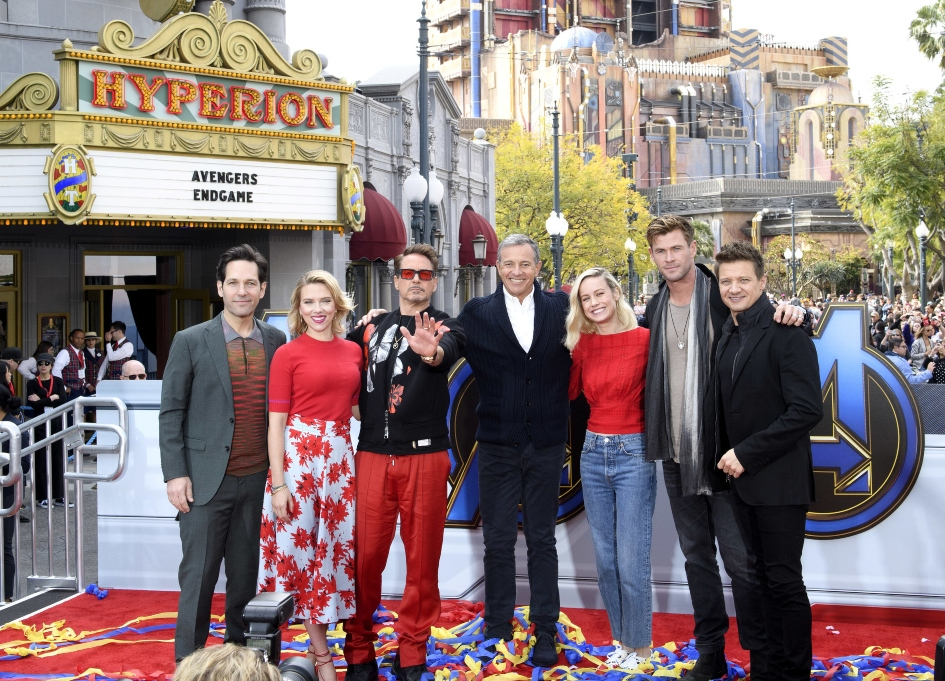 'Avengers'  assemble to support children's hospitals
