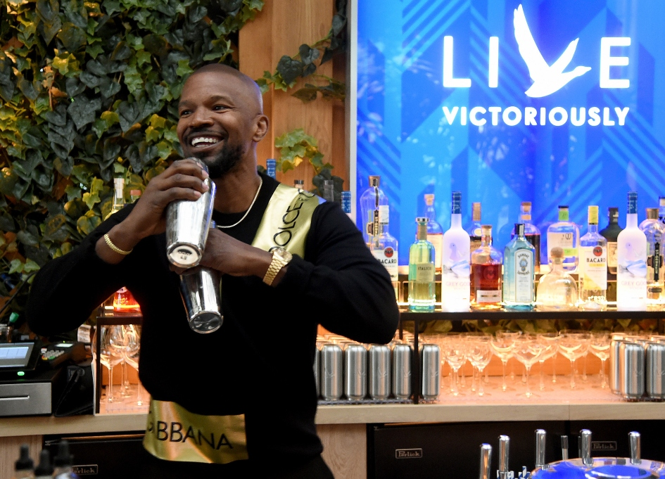 """Grey Goose invites the world to """"live victoriously"""""""