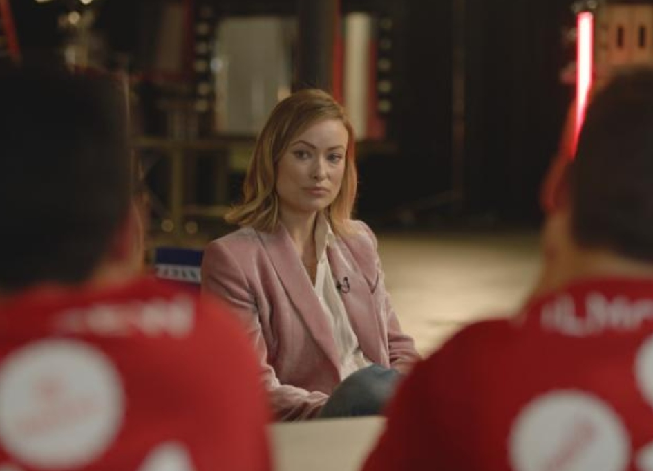 Olivia Wilde & Coca-Cola name 'Choose Happy' winner