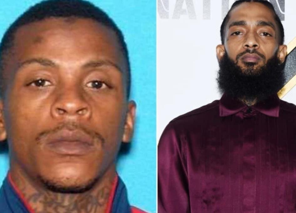 Aspiring rapper arrested in Hussle shooting