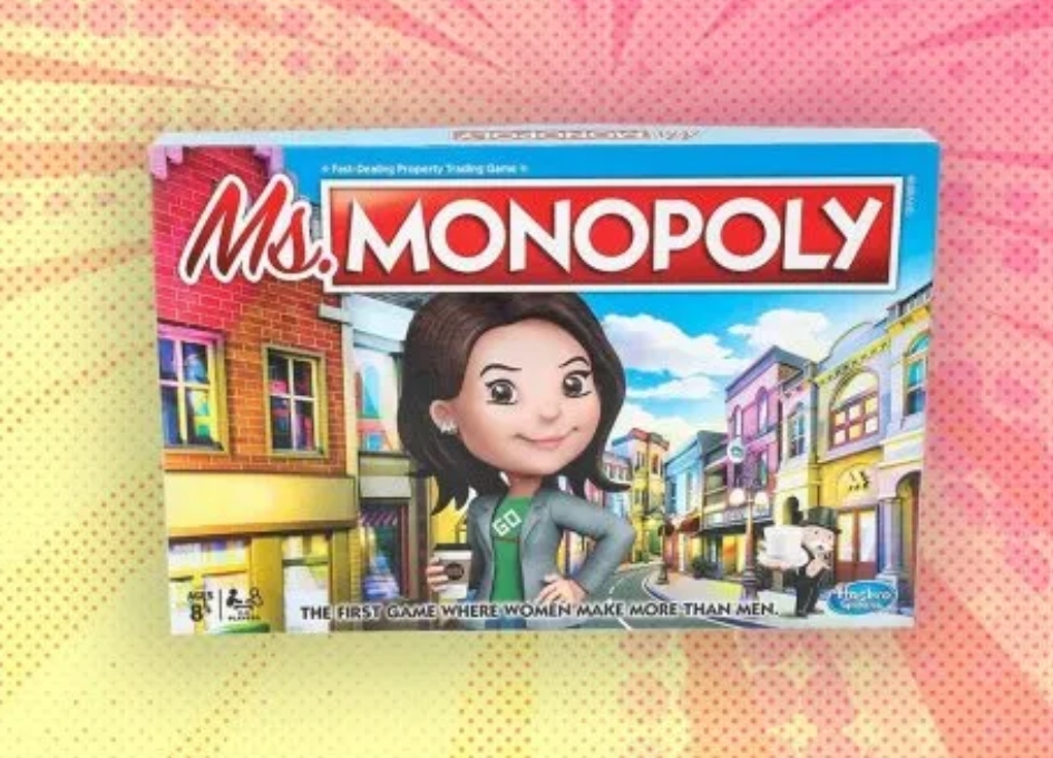 She's got game! Hasbro introduces Ms. Monopoly