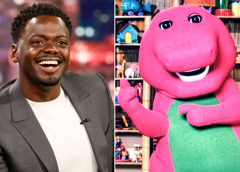 'Get Out's' Kaluuya, Mattel bring Barney to big screen