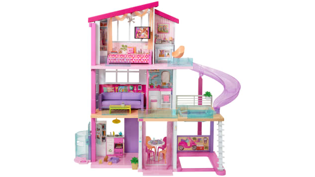 Airbnb Mattel S Actual Barbie Malibu Dream House For 60 Reel