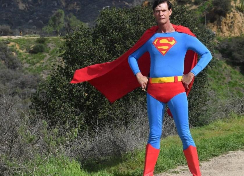 Hollywood Superman