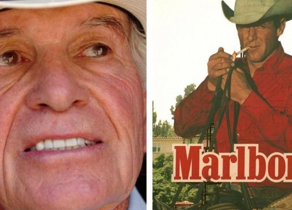 Original Marlboro Man, non-smoker, passes