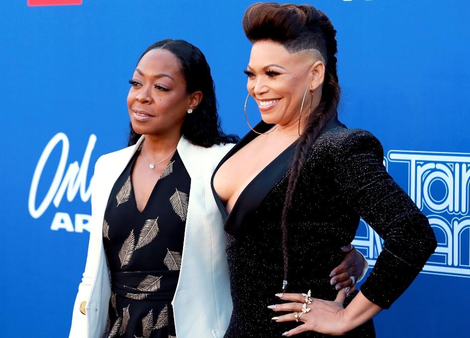Tisha Campbell, Tichina Arnold host 'Soul Train Awards'