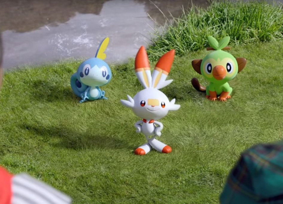 Burnett, Framestore wield sword for Nintendo: Pokémon