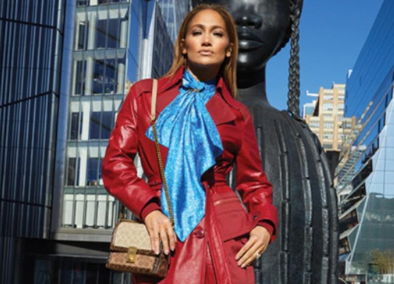 J. Lo, Michael B. Jordan go own way in Coach campaign