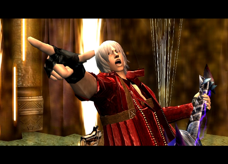 Seamlessly switch combat styles in 'Devil May Cry 3'