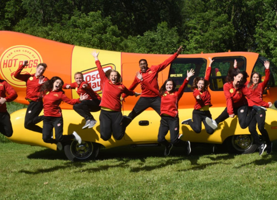 Here's your chance to drive the Wienermobile