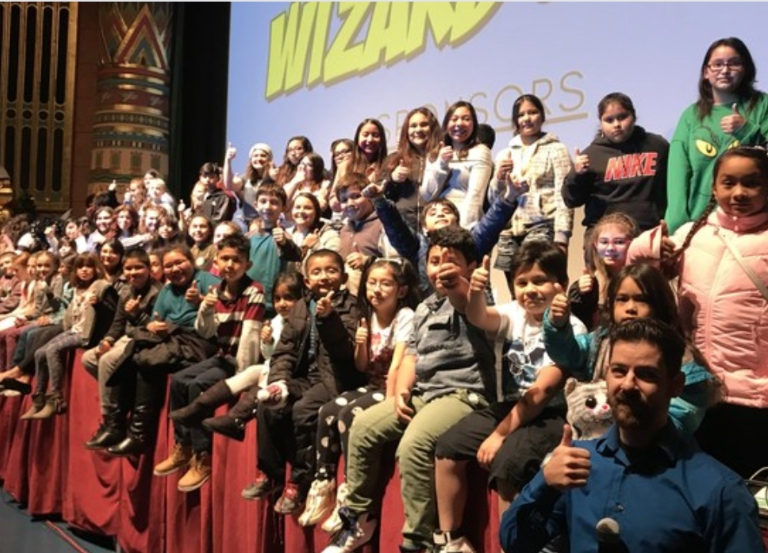 1500 students produce animated 'Wizard of Oz' film